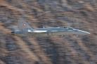 F/A-18C Hornet transonic