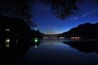 Brienzersee at night