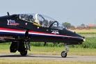 RAF Hawk solo display