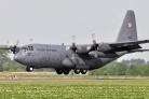 Polish Air Force C-130E Hercules