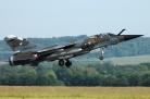 Mirage F1 take-off