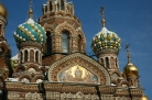 The Church of the Savior on Spilled Blood - St. Petersburg