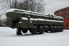 RT-2PM Topol (SS-25 Sickle), Artillery museum - St. Petersburg