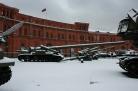 Artillery museum - St. Petersburg