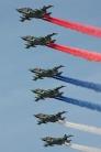 Su-25 formation