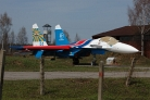 Sukhoi Su-27 04 Russian Knights