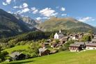 Ernen village