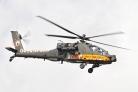 RNLAF Boeing AH-64D Apache solo display
