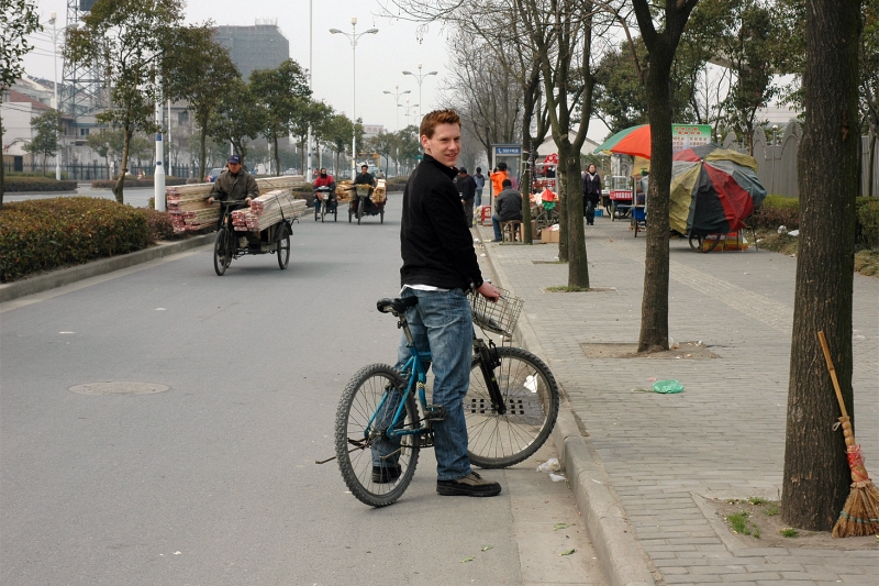 During one of our weekly bike trips on Sunday-© Rogier Vermeulen