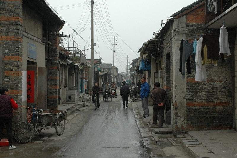 Back in Yangzhou-© Rogier Vermeulen