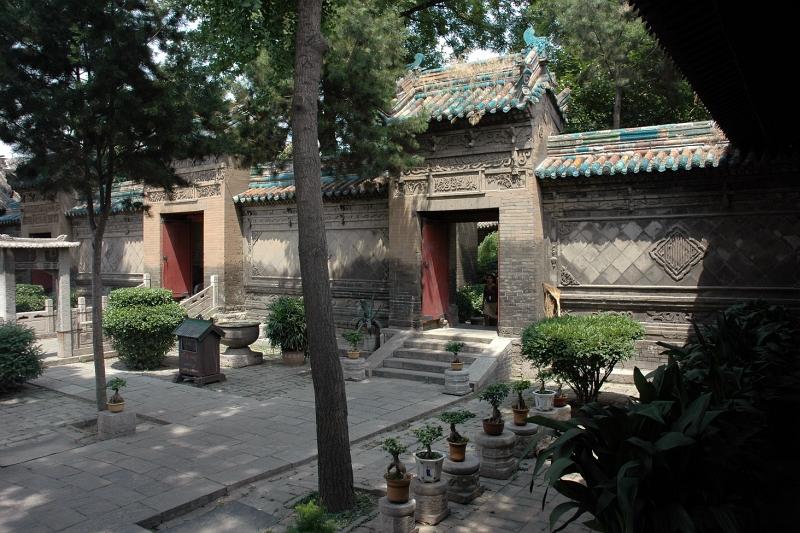 Great Mosque of Xi'an-© Rogier Vermeulen
