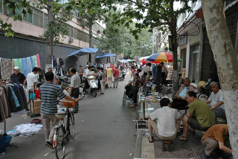 Muslim quarter, Xi'an-© Rogier Vermeulen