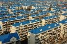 Shanghai Pudong apartment buildings