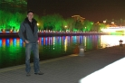 Myself near the Grand Canal