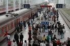 Yangzhou railway station