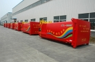 Waste compactors for the Olympic city