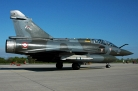 Mirage 2000D taxiing out