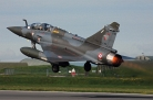 Mirage 2000D taking-off