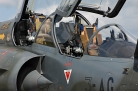 Mirage 2000D cockpit